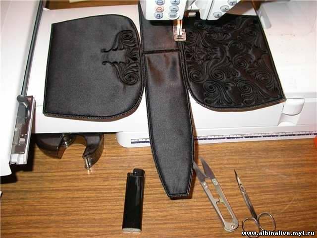 Сшить клатч своими руками мастер класс - Mmrr.ru
